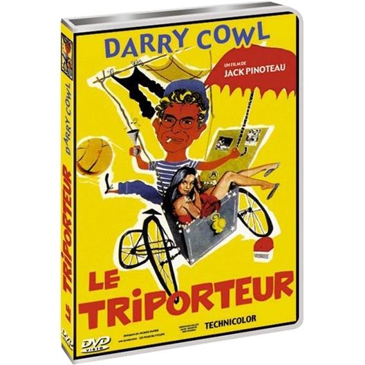 Darry Cowl : Le Triporteur