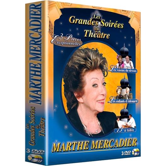 Marthe Mercadier : Pierre Doris, Christian Alers...