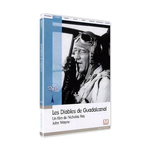 Les diables de Guadalcanal : John Wayne, Don Taylor…