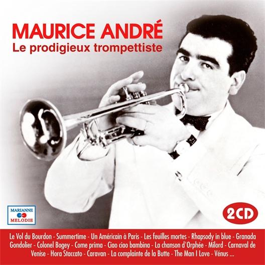 Maurice André : Le prodigieux trompettiste