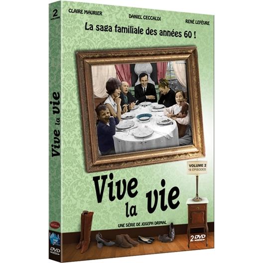 Vive la vie - 2ème saison : Daniel Ceccaldi, Claire Maurier…