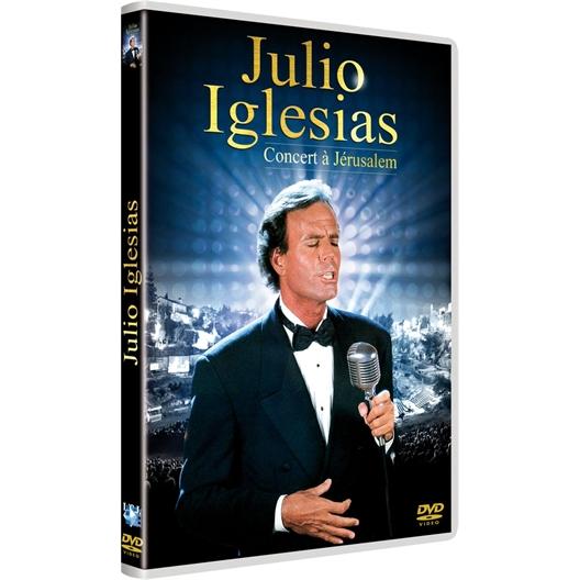 Julio Iglésias - Concert à Jérusalem (DVD)