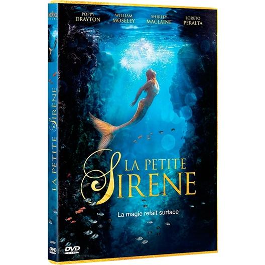 La petite sirène : Shirley MacLaine, Poppy Drayton, William Moseley, …