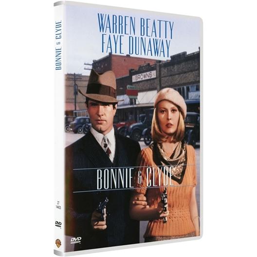 Bonnie & Clyde : Warren Beatty, Faye Dunaway…