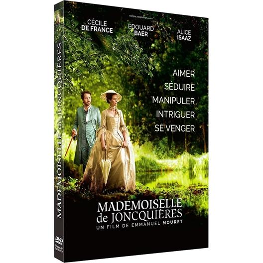 Mademoiselle de Joncquières : Cécile de France, Edouard Baer, …