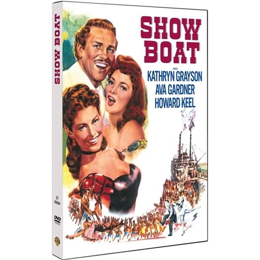 Show boat : Ava Gardner, Howard Keel…