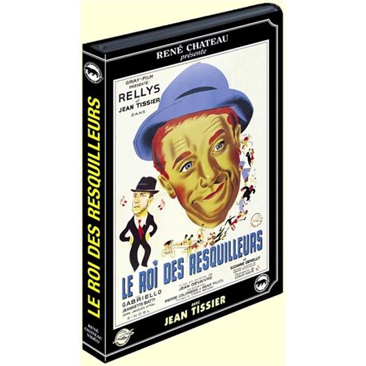 Le roi des resquilleurs : Jean Tissier, Rellys...