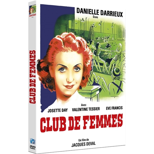 Club de femmes (DVD)