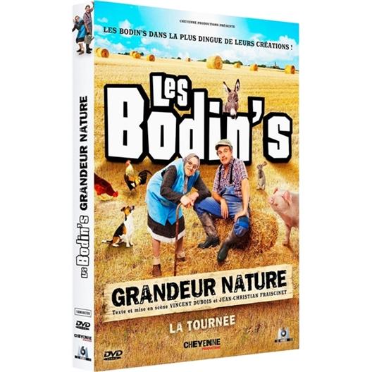 Les Bodin's. Grandeur nature. : Vincent Dubois, Jean-Christian Fraiscinet...