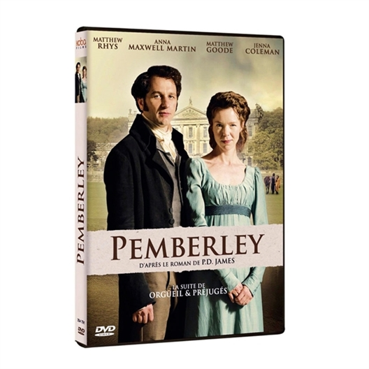 Pemberley : Anna Maxwell Martin, Matthew Rhys