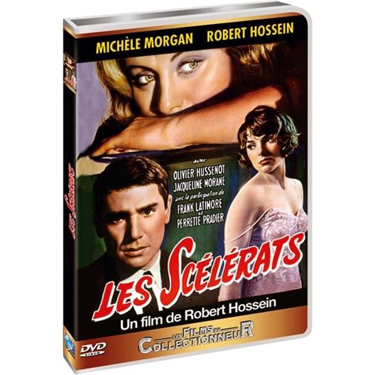 LES SCELERATS : Michèle Morgan, Robert Hossein