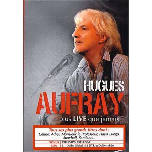 Huges Aufray : Plus live que jamais
