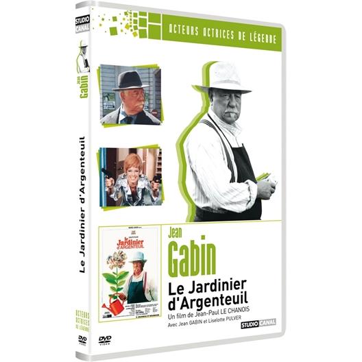 Le jardinier d'Argenteuil : J. Gabin, L. Pulver, C. Jürgens