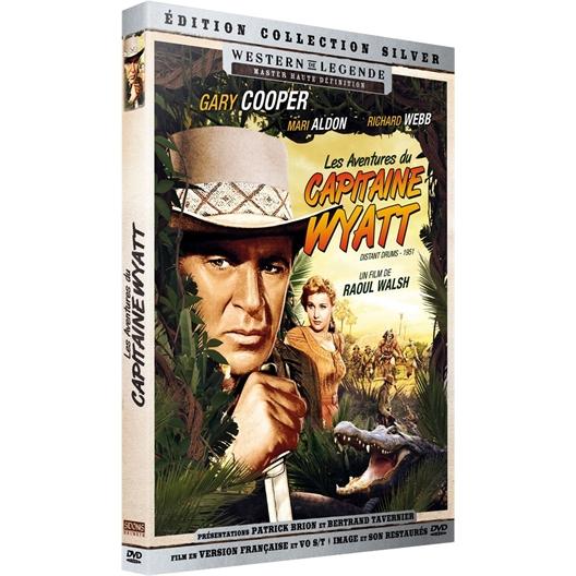 Les aventures du Capitaine Wyatt : Gary Cooper, Mari Aldon, …