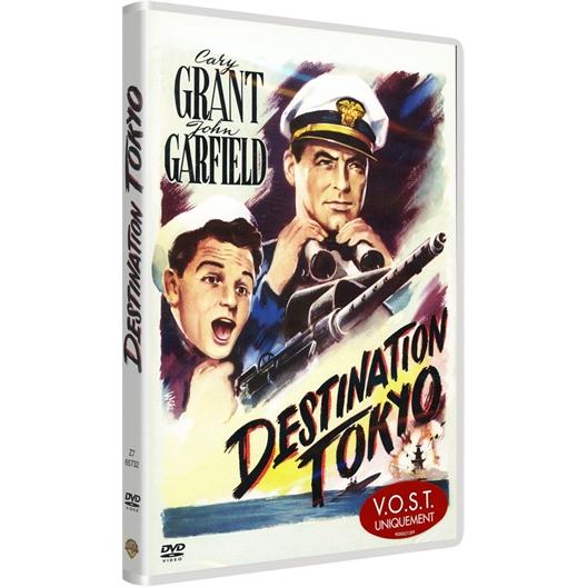 Destination Tokyo : Cary Grant, John Garfield, …