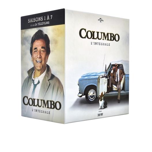 Columbo - L'intégrale : Peter Falk