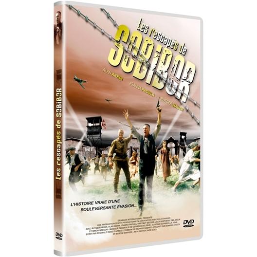 Les rescapés de Sobibor : Alan Arkin, Joanna Pacula, …