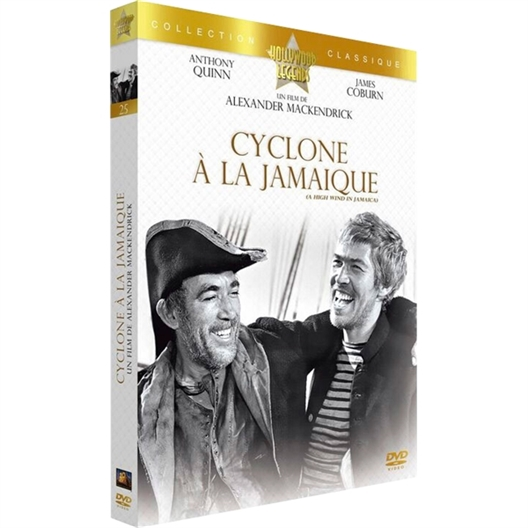 Cyclone à la Jamaïque (DVD)