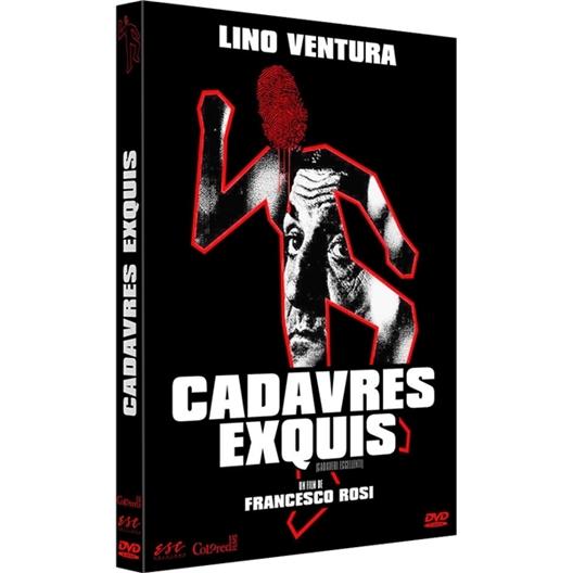 Cadavres exquis : Lino Ventura, Fernando Rey, …
