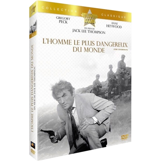 L'homme le plus dangereux du monde (DVD)