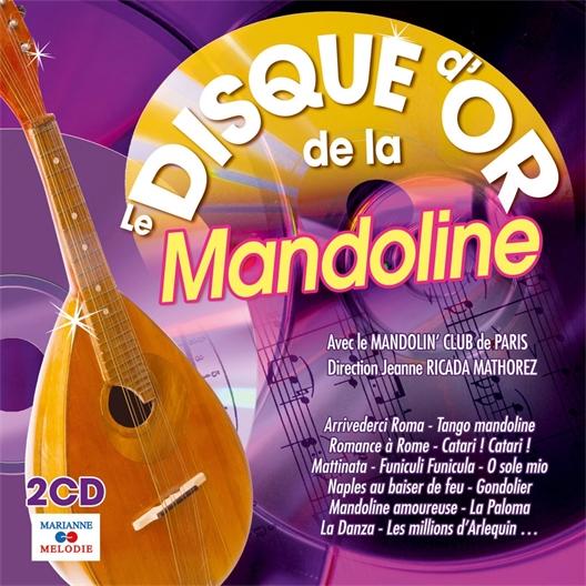 Le Disque d'Or de la Mandoline