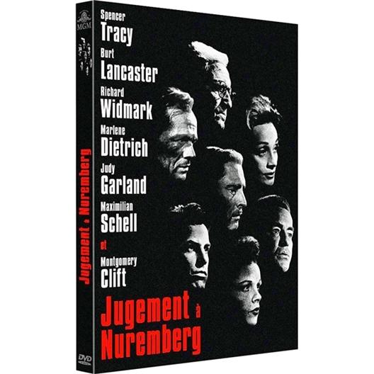 Jugement à Nuremberg : Burt Lancaster, Spencer Tracy, …