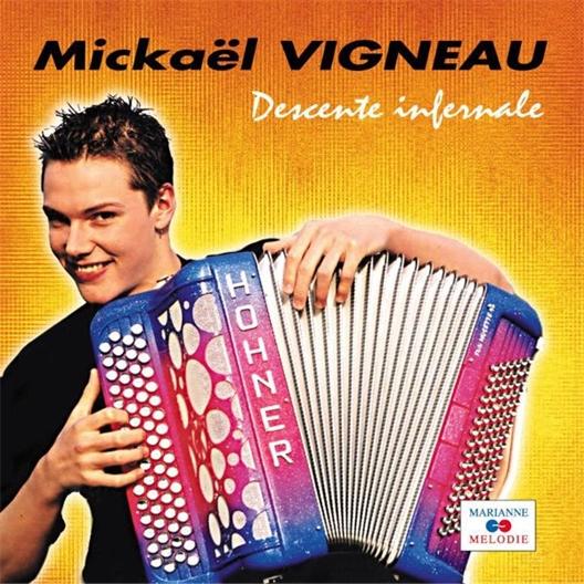 Mickaël Vigneau : Descente infernale