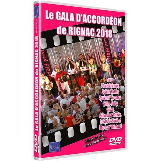 Le gala d'accordéon de Rignac 2018