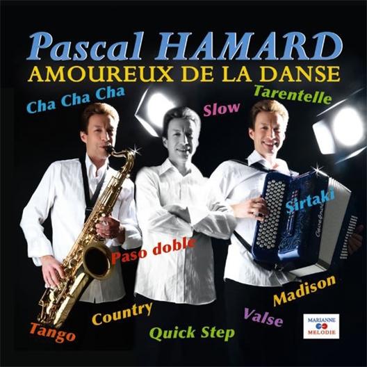 Pascal Hamard : Amoureux de la danse