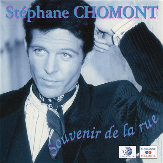 Stéphane Chomont : Souvenir de la rue
