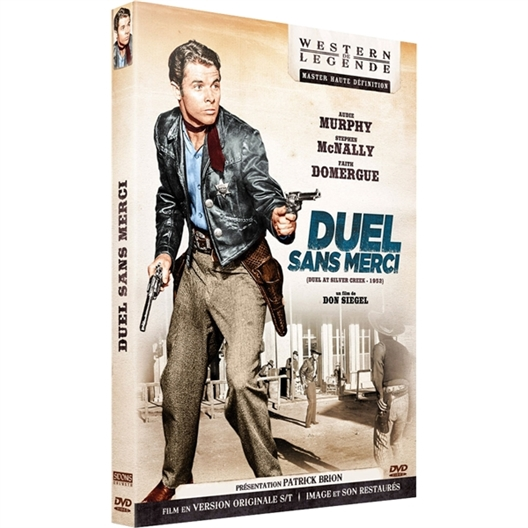 Duel sans merci : Audie Murphy, Stephen McNally, …