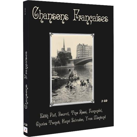 Chansons Française Vol. 1 (3CD)