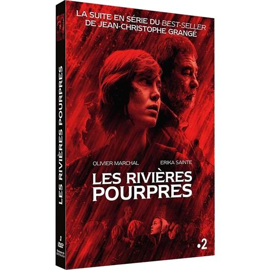 Les rivières pourpres - Saison 1 : Olivier Marchal, Erika Sainte, …