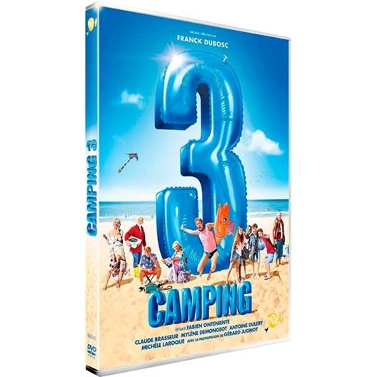 Camping 3 : Franck Dubosc, Claude Brasseur, Mylène Demongeot...