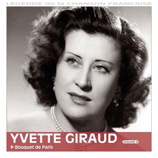 Yvette Giraud : Bouquet de Paris