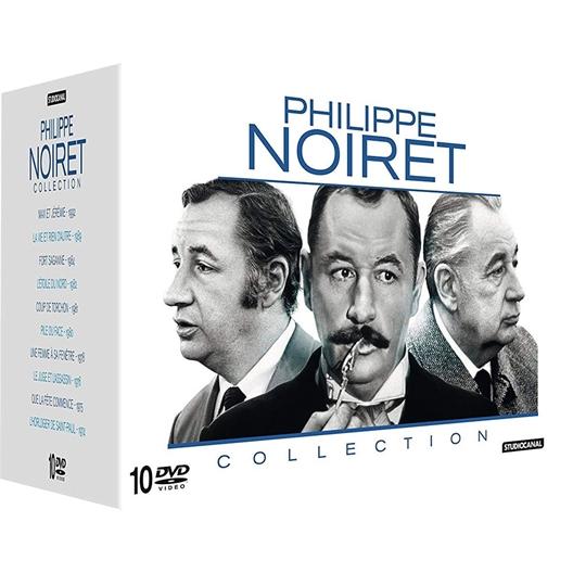 Collection Philippe Noiret 10 Films