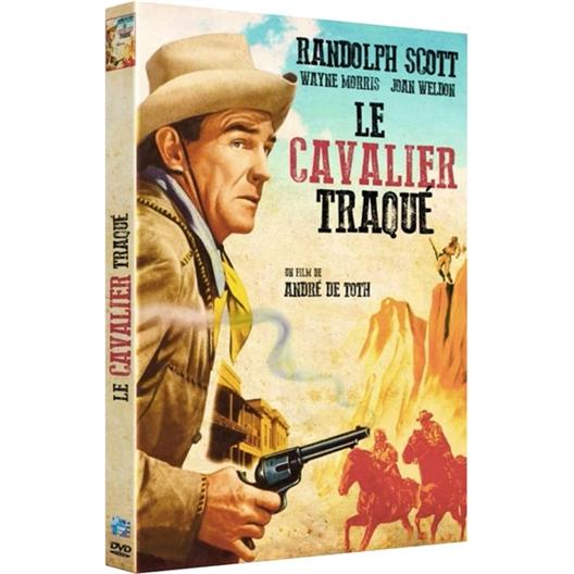 Le cavalier traqué : Randolph Scott, Wayne Morris…