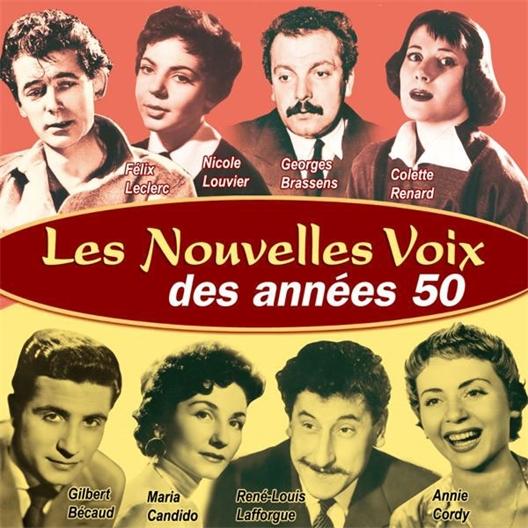 Les nouvelles Voix des années 50