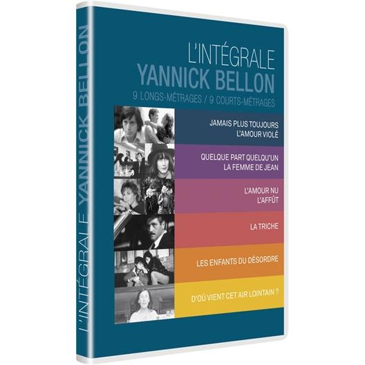 L'intégrale Yannick Bellon