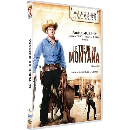 Le tueur du Montana : Audie Murphy, Susan Cabot…