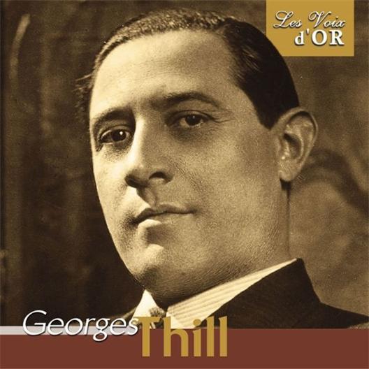 Georges Thill : La Damnation de Faust