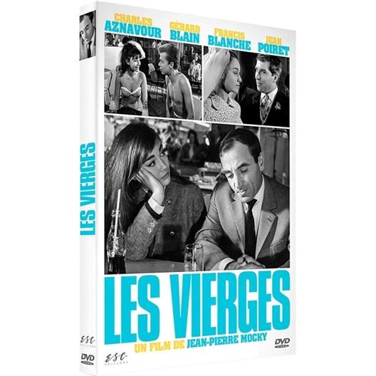 Les vierges : Gérard Blain, Jean Poiret, Charles Aznavour