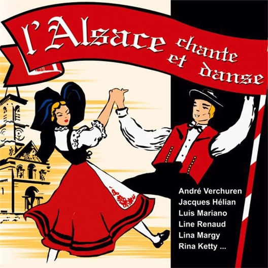 L'Alsace chante et danse