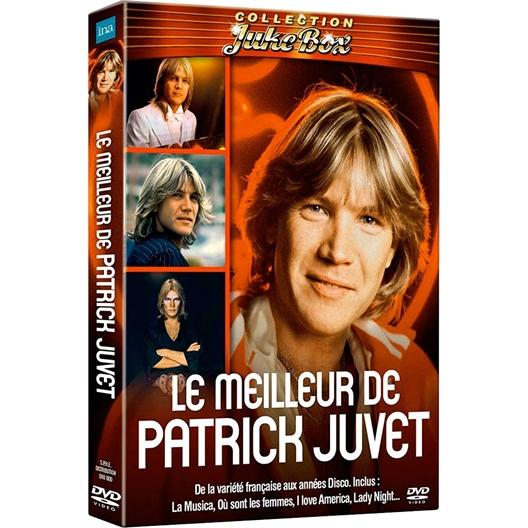 Le meilleur de Patrick Juvet