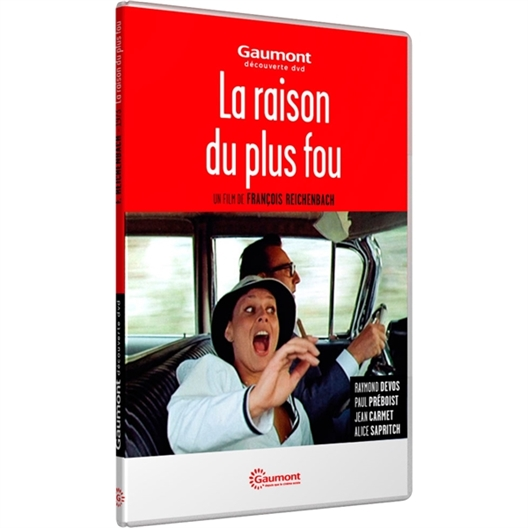 La raison du plus fou : Raymond Devos, Paul Préboist…