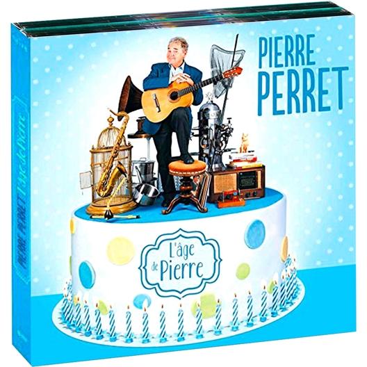Pierre Perret : L'âge de Pierre