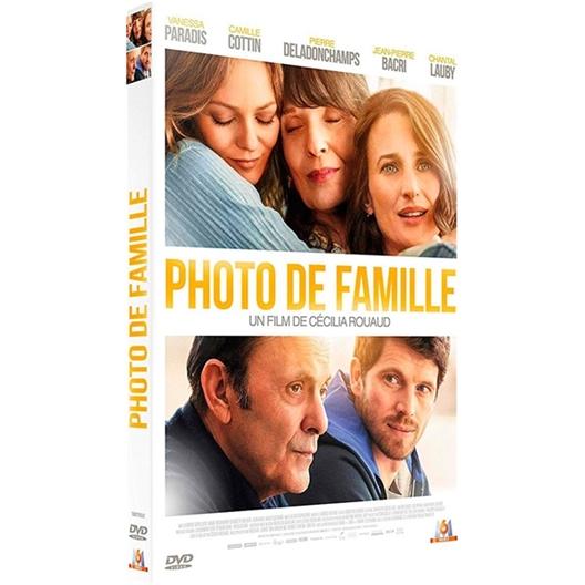 Photo de famille : Vanessa Paradis, Jean-Pierre Bacri, …
