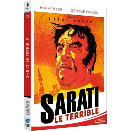 Sarati le Terrible : Harry Baur, Georges Rigaud, …