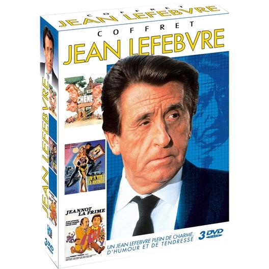 Coffret Jean Lefebvre : Jean Lefebvre, Pierre Doris, …