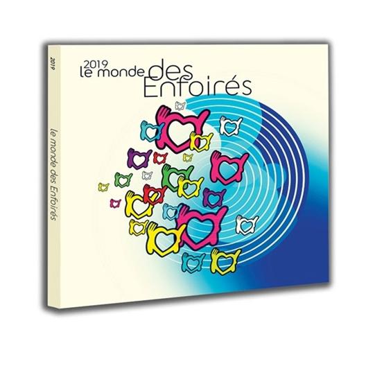 2019 – Le Monde des Enfoirés (CD)